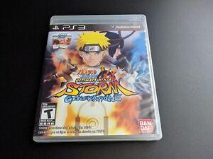 Naruto-Shippuden-Ultimate-Ninja-Storm-Generations-PS3-LN-perfect-w-new-card