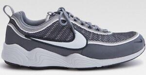 10 hombre Spiridon Zoom Uk Bnib 16 para Platino oscuro 926955 Air Nike gris 002 xqATFXT