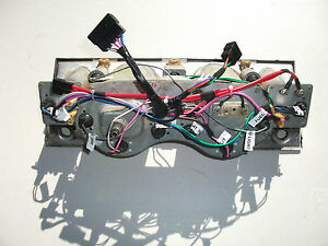 NEW-GTS-DASH-WIRING-LOOM-HARNESS-SUITS-HT-HG-HOLDEN-MONARO-GTS-DASH-CLUSTER