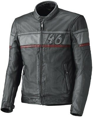 Held Stone Herren Motorradjacke Lederjacke Cafe Racer Retro Used Look Jacke | eBay
