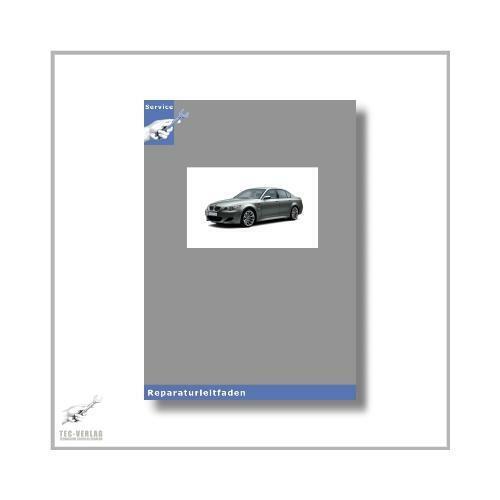Werkstatthandbuch 03-10 S85-Motor und Motorelektrik BMW 5er E60