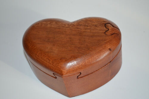 Angel /& other designs Puzzle Trinket Jewellery Box REDUCED