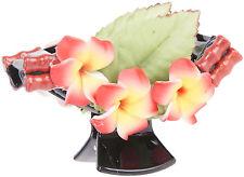 Three Fowers flores Tiki vintage pelo paréntesis - 1 unid. rockabilly