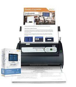 Plustek PSD300 Document Scanner for Sharepoint Office 365 Multiple Cloud service