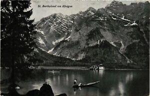 CPA-AK-Konigssee-St-Bartholoma-GERMANY-879234