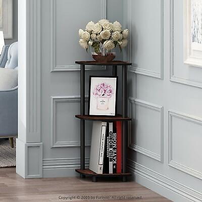 Casaria Estanter/ía de bamb/ú de 4 baldas estantes Mueble de almacenaje librer/ía 123x48x32 cm para Interior Cocina ba/ño