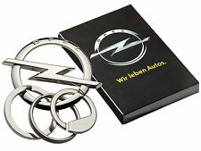 Original Opel Schlüsselanhänger Blitz  Astra Corsa Vectra A B C D G H J GTC OPC