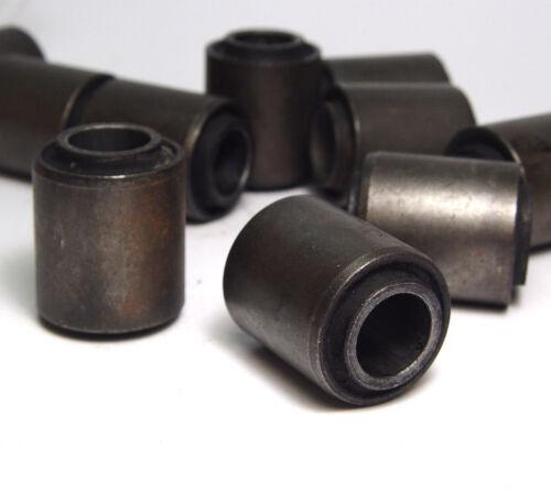 Schmiernippel Stahl verzinkt DIN 3405A Trichtermodel M8X1,25 100Stk 72170080125