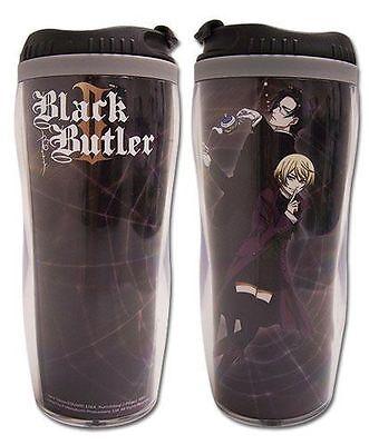 *NEW* Black Butler 2: Claude & Alois Tumbler Mug by GE Animation