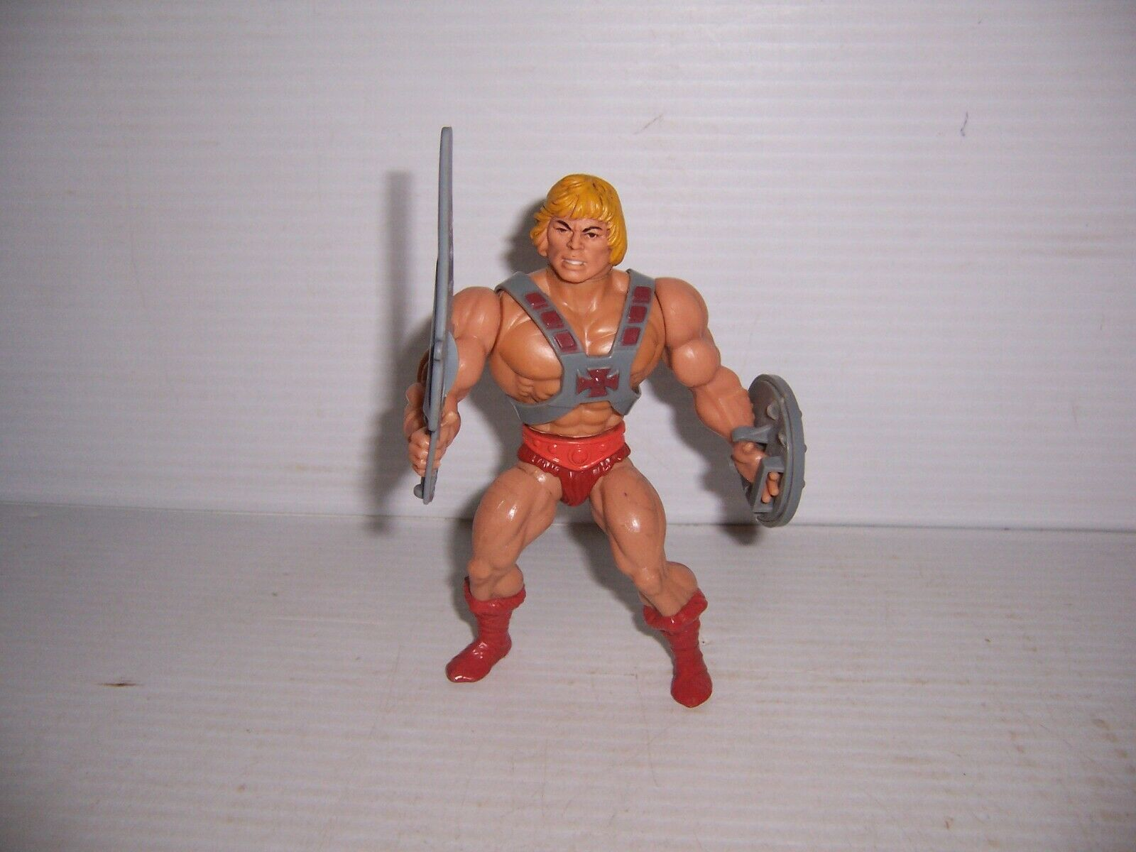 1981 Masters of the Universe MOTU Heuomo azione cifra With Sword & Shield