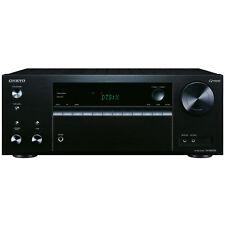 Onkyo TX-NR575E-B AV-Receiver 7.2 Kanäle WLAN 4K Dolby Atmos Schwarz
