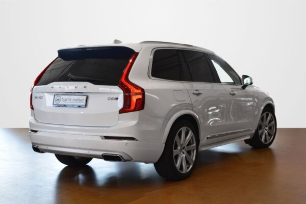 Volvo XC90 2,0 D5 235 Inscription aut. AWD 7p - billede 2