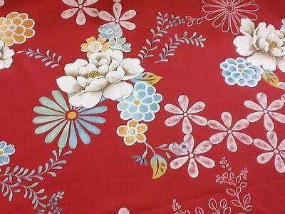 Jane Churchill Isabella Designer Curtain Fabric 2.4m Piece