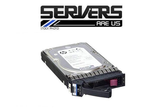 "HP 500GB 3.5"" Hard Drive 395473-B21 Sata Internal 7.2K 395501-001 416509-001"