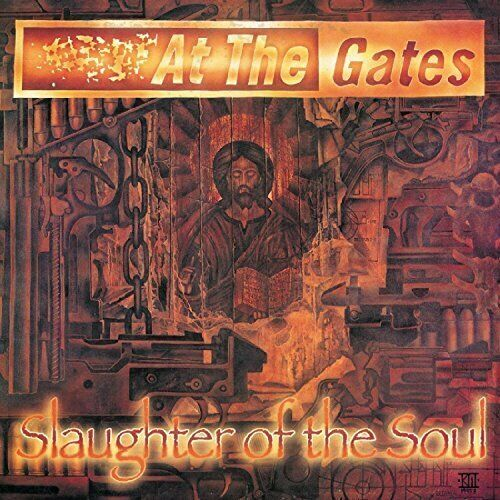 AT THE GATES-SLAUGHTER OF THE SOUL VINYL NEUF
