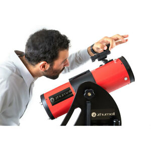 Zhumell-Z114-114mm-Parabolic-Mirror-Reflector-Dobsonian-Mount-Portable-Telescope