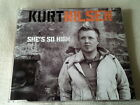 KURT NILSEN - SHE'S SO HIGH - UK CD SINGLE