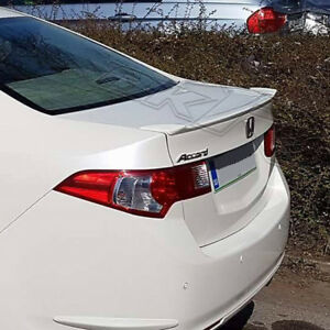 Honda Accord TypeS Euro Saloon Acura Rear Boot Wing Trunk Spoiler - Acura el trunk