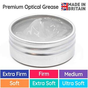 Helicoid Grease for Camera Lenses MADE IN UK Synthetic PTFE Optical Damper Lube