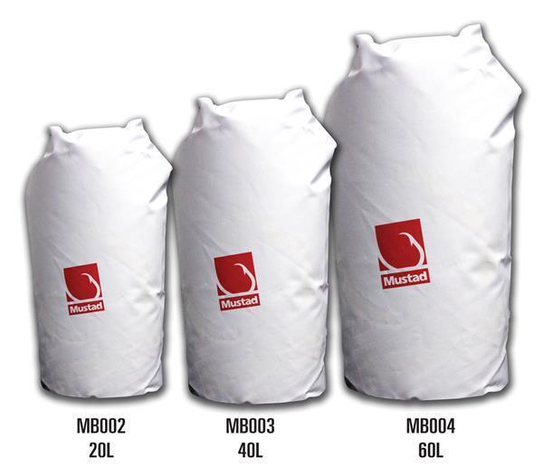 Mustad Drybag 20l/ Zubehör/ Koffer/ Fischen/ Segel Stiefelfahren/ Segel Fischen/ / Leeda 38bc94