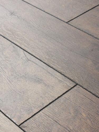 12mm Stone Canyon Brown laminate Flooring Packs Click 20 Year Warranty AC4
