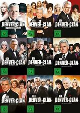 DER DENVER CLAN TV-Serie STAFFEL / SEASON Box 1 2 3 4 5 6 7 8 9 komplett 58 DVD