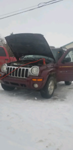 02 Jeep Liberty Was Running