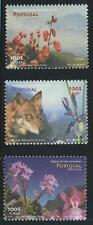 Portugal+Azoren+Madeira aus 1999 ** postfrisch MiNr.2338, 470, 197 + Blöcke!