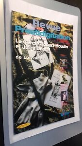 Revista de La Conjuring Dibujada Afap N º 512 Jul-Ago 1999 Tbe