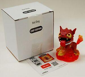 Skylanders-Giants-HOT-DOG-Figure-Code-NEW-in-Box-Wii-U-XBox-360-3DS-swap-force