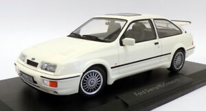 Norev-MODELLINO-IN-SCALA-1-18-AUTO-182771-1986-Ford-Sierra-RS-Cosworth-Bianco