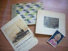 Kriegsmarine - Altes Fotoalbum - 105 Fotos - Marineküche Lager Frauen Baracken