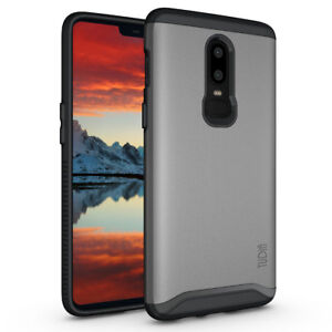 info for 5457a 821c1 Details about TUDIA Slim-Fit MERGE Dual Layer Protective Cover Case for  OnePlus 6