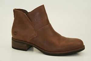 Timberland-Beckwith-Side-Zip-Chelsea-Boots-Ankle-Boots-Women-Boots-New-A14MI