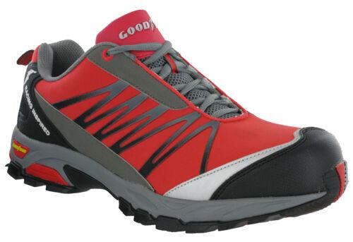 GOODYEAR sneakers da COMPOSITO Punta s1p metallo leggero libero in Pizzo da Uomo 1500