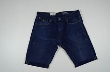 Levi's® 507 X SLIM BOOT W34 Herren Kurze Hose Jeans Men Denim Short Bermuda 803