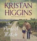 The Perfect Match by Kristan Higgins (CD-Audio, 2013)