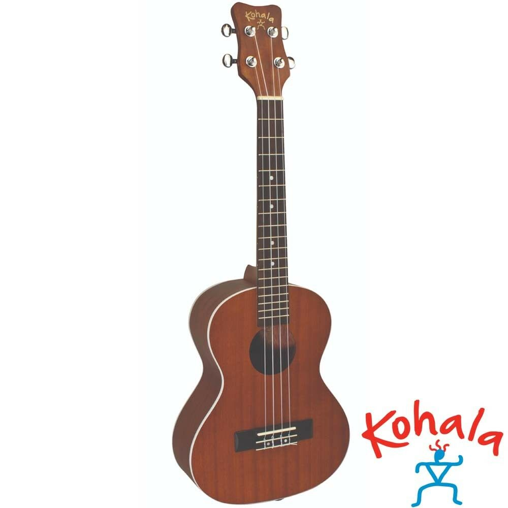 NEW Kohala Akamai Series AK-TAE Tenor Size Acoustic Electric Ukulele