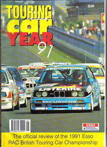 Touring-Car-Year-Annual-1991-Teams-Drivers-Results-Circuits-Toyota-Carina