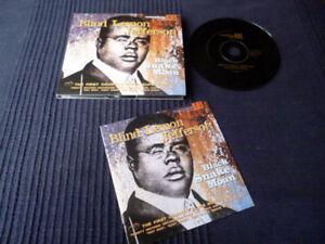 CD Blind Jemon Jefferson - Black Snake Moon Historic Recordings 20s & 30s BLUES
