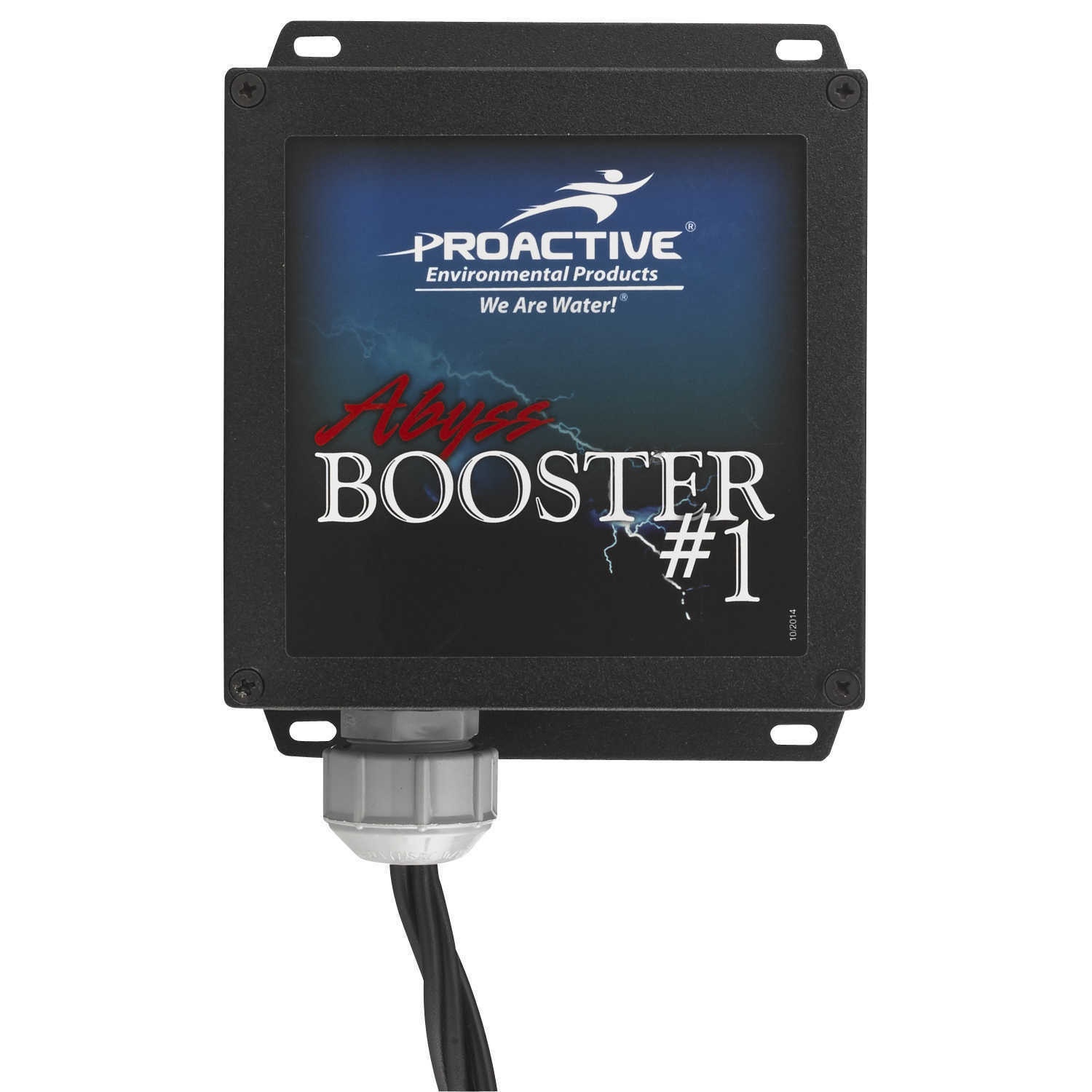 Proactive Environmental Products Abyss Pump Booster