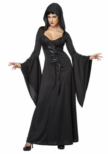 California Costumes 01338 Adult Deluxe Hooded Robe