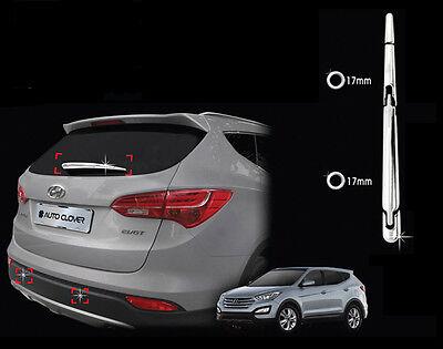 Chrome Door Bowl Molding Cover 8p 1set For 11 12 13 Hyundai Elantra MD