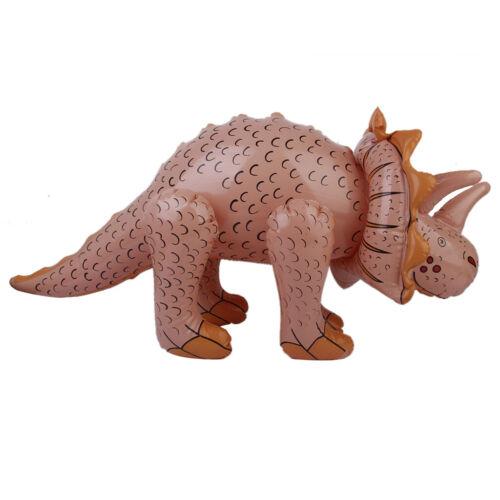 Aufblasbarer Triceratops Dinosaurier scherzt Partei Bevorzugungs Pool Strand