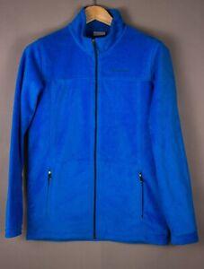 Columbia Mujer Polar con Cremallera Jersey Suéter Talla XL ASZ17