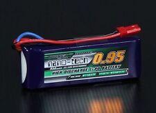 New Turnigy nano-tech 950mAh 2S 25C-50C Battery Lipo Blade 200QX CX2 EFLB8002SJ
