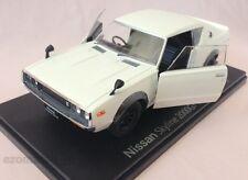 NISSAN SKYLINE GT-R 2nd Gen. KPGC110 2000GT-R (1973) 1:24 Diecast Model Car