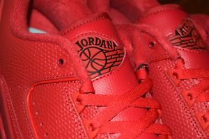 new product b2735 5865c Details about 2016 Nike Air Jordan 2 II Retro Low 'Gym Red' 832819-606,  Size 13