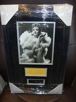 MARLENE DIETRICH Vintage Signed Montage AFTAL