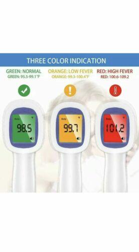 Sans Contact Digital Infrarouge Thermomètre bébé//adulte//Pet No Touch IR LCD Ukseller